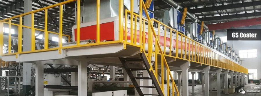 BOPP Tape Production lines