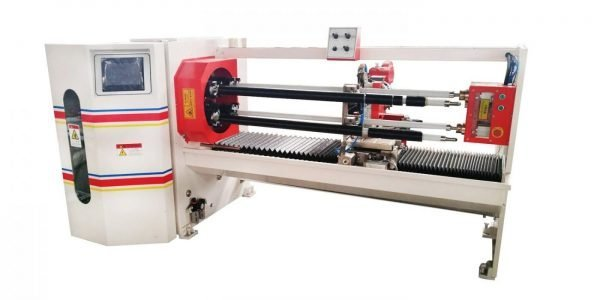 Four Shaft Rotation Cutting Machine