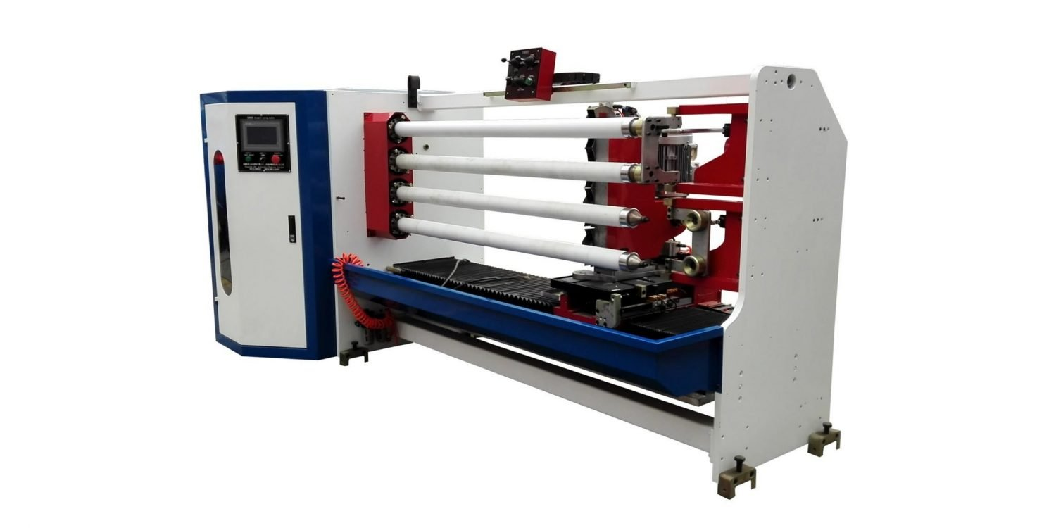 Four Shaft Vertical Cutting Machine