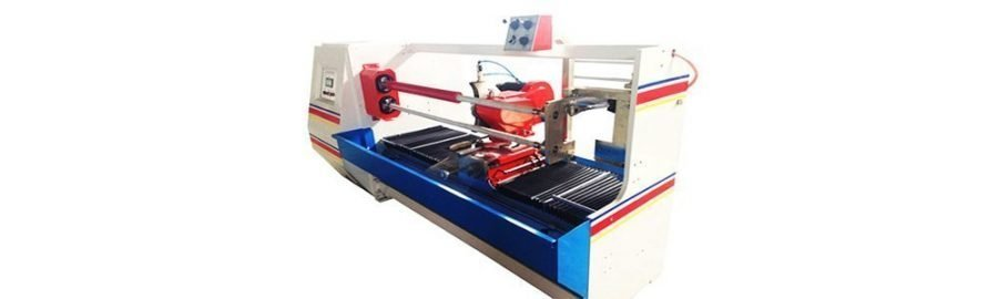 Double Shaft Cutting Machine