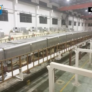 BOPP Tape Production Line Assembly