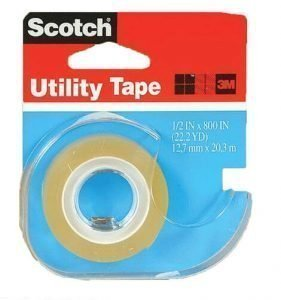 blister pack tape