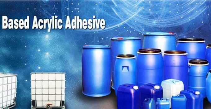 Water Based Acrylic Adhesives
